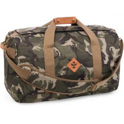 Revelry Supply The Around-Towner Medium Duffle, Camo Brown