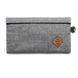 Revelry Supply The Confidant Small Bag, Crosshatch Grey