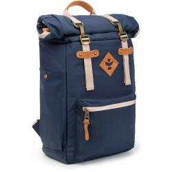 Revelry Supply The Drifter Rolltop Backpack, Navy Blue