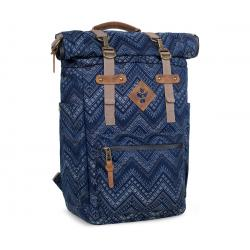 Revelry Supply The Drifter Rolltop Backpack, Indigo