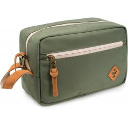 Revelry Supply The Stowaway Toiletry Kit, Green