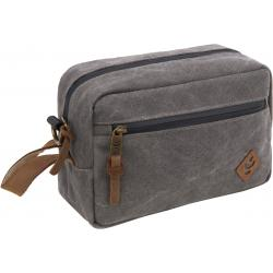 Revelry Supply The Stowaway Toiletry Kit, Ash