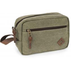 Revelry Supply The Stowaway Toiletry Kit, Sage