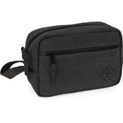 Revelry Supply The Stowaway Toiletry Kit, Smoke