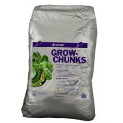 Grodan Grow Chunks, 2 cu ft, case of 3