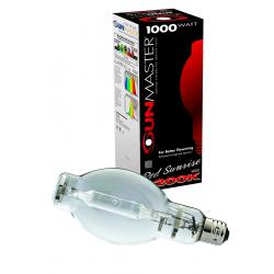 Sunmaster Red Sunrise Standard Metal Halide (MH) Lamp, 1000W, 3200K