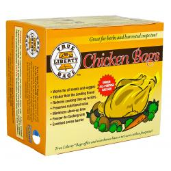 True Liberty Chicken Bags, pack of 100