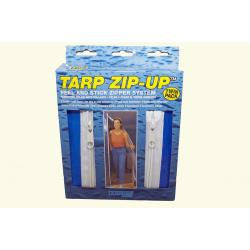 Tarpline USA Tarp Zip Up Blue, Twin Pack