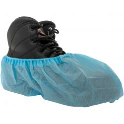 International Enviroguard FirmGrip Shoe Cover, Blue, One Size - case of 300
