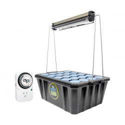 oxyCLONE 20 Site System with Timer and Light Kit
