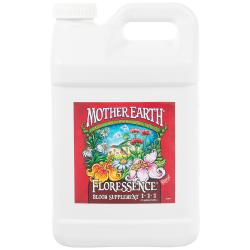 Mother Earth Floressence Bloom Supplement 1-1-1 2.5GAL/2
