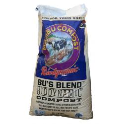 Bu's Blend Biodynamic Compost 1 cu ft (50/Plt)
