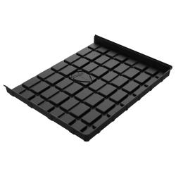 Botanicare 5'W x 4'L Black ABS End Tray