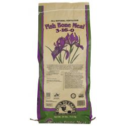 Down To Earth Fish Bone Meal - 25 lb