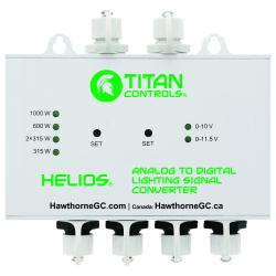 Titan Controls Helios Analog to Digital Signal Converter