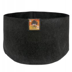 Gro Pro Essential Round Fabric Pot - Black 800 Gallon
