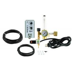 Titan Controls Deluxe CO2 Regulator Kit w/ Timer