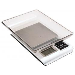 Measure Master 1000g Digital Scale w/ Tray - 1000g Capacity x 0.1g Accuracy