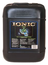 HydroDynamics Ionic Grow 5 Gallon